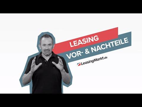 Leasing Vorteile & Nachteile – besser als Finanzierung? | Leasing einfach erklärt 🚘 LeasingMarkt.de