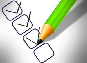 Checkliste Nebenkostenabrechnung
