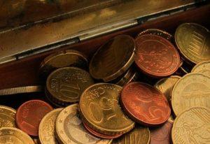 Gesparte Münzen durch Lebensversicherung widerrufen