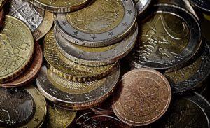 Münzen als Auszahlung Reisepreisminderung bei Baulärm
