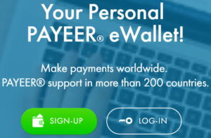 Payeer Website