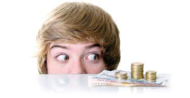 wie viel taschengeld mit 16 jahren